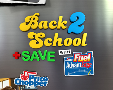 "Price Chopper ""Back 2 School"""