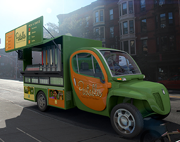 Food Truck Pitch